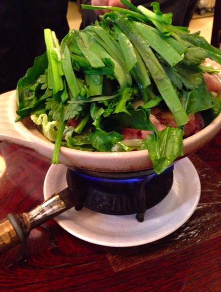 玉勝 ちゃんこ鍋