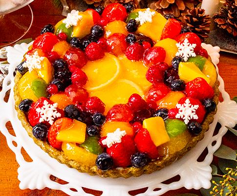 キルフェボン クリスマスケーキ